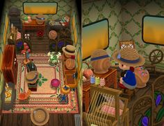 https://www.reddit.com/r/AnimalCrossing/comments/8z59lb/sophies_hat_shop_from_howls_moving_castle_i_just/
