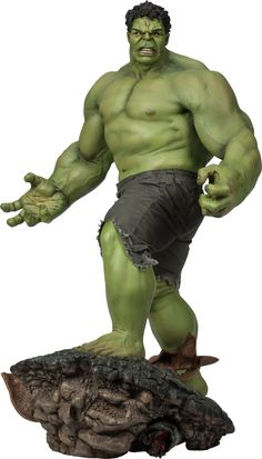 Hulk Hulk Maquette by Sideshow Collectibles