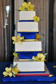 1000 Ideas About Royal Blue Cake On Pinterest Royal Blue Wedding Cakes Ro