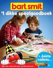 Bart Smit BE - Bart Smit speelgoedboek 2016 - Maan roos vis schooltje spelen