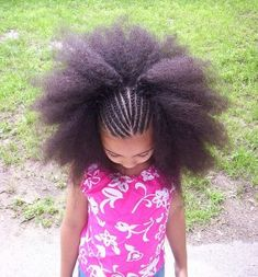 Braided hairstyles for black women; charm your look with these stunning African American braided hairstyles. Spectacular and sexy braided hairstyles for black women Childrens Hairstyles, Cool Hairstyles For Girls, Natural Hairstyles For Kids, Kids Braided Hairstyles, Cute Hairstyles, Black Hairstyles, Hairstyle Ideas, Relaxed Hairstyles, Transitioning Hairstyles