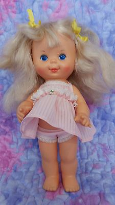 1980 PRETTY CURLS DOLL/ IDEAL TOY CORP/ ORIGINAL OUTFIT