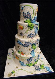 Elegant Temptations – Miami – Wedding Cakes