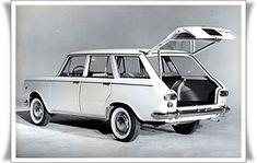 Foto della Fiat 1300 e 1500 familiare