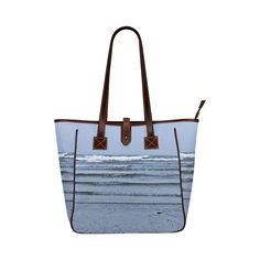 Stairway to the Sea Classic Tote Bag (Model 1644)