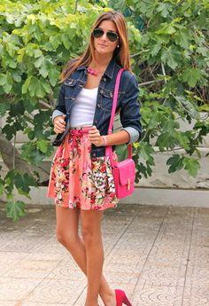 Zara  Jackets, Zara  Shirt / Blouses and Blanco  Bags