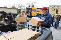 Christ Our King Presbyterian Church in Bel Air Md., a participating congregation in the Partners in Care program, donated 30 holiday turkeys and food boxes to Maryland service members Nov. 19. The church assembled 1,000 holiday boxes and delivered them to Knox Presbyterian Church in Baltimore Md., for distribution to families in need.
