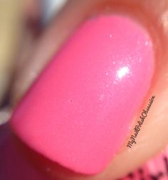 My Nail Polish Obsession: Blue Eyed Girl Lacquer Spam: Shimmers & A Glitter!