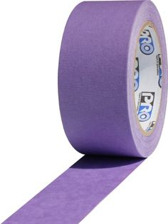 ProTapes Pro Scenic 714 Crepe Paper 14 Day Easy Release Painters Masking Tape 1 Width