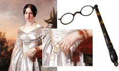 Eyewear Through The Years: 1700s To Today - Wardrobe Trends Fashion (WTF)