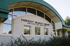 Farragut Branch Library, 2015