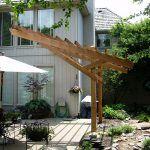 Cantilevered Pergola Designs - carport plans melbourne