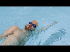 How To Perform Backstroke For Beginners - YouTube