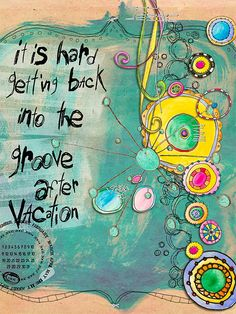 art journal page by Roben-Marie Smith http://www.robenmarie.com/points-of-two/