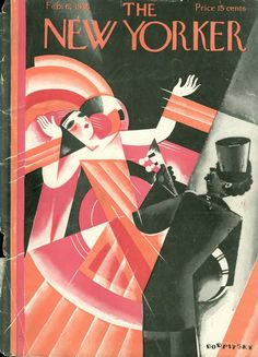 The New Yorker -  February 6, 1926 http://archives.newyorker.com/?i=1926-02-06