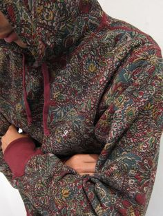 supreme paisley pullover