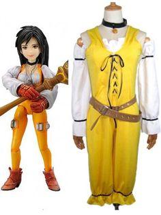 Final Fantasy IX Garnet Cosplay Outfits Costumes