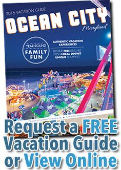 Done! - Ocean City MD Maryland Vacation Guide | Ocean City Hotels