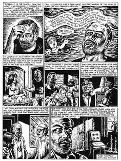 The Experience Of Philip K Dick, by Robert Crumb. Robert Crumb, Comic Book Pages, Comic Books Art, Science Fiction, K Dick, Sci Fi Comics, Cosmic Comics, Alternative Comics, Religious Experience