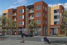 Da Vinci La Rive, Laval, Loft, Construction, Multi Story Building, Street View, House, Building, Lofts