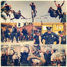 Step Up Revolution. Just found out most of the dancers from step up movies are from LXD