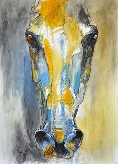 Hoi! Ik heb een geweldige listing op Etsy gevonden: https://www.etsy.com/nl/listing/240695804/horse-look-animal-contemporary-original