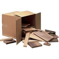 Hardwood Assortment - Mixed species - Rockler Woodworking Tools
