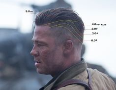 Fury Haircut. Feel free to share your experience. I was very satisfied with these coordinates, so I decided to share them. # = clipper