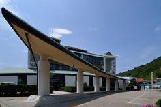 Naoshima Town Office (直島町役場)