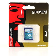 2GB+Kingston+SD+Memory+Card+–+GBP+£+2.06