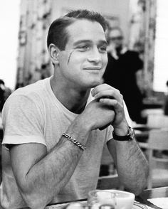 Paul Newman - Vintage Hollywood Heartthrobs You Had A Crush On - It's Rosy Jean Simmons, William Faulkner, Tennessee Williams, Joan Collins, Steve Mcqueen, Billy The Kid, Cool Hand Luke, Cinema, Vintage Hollywood