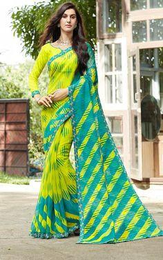 1d4cc56c084d4f Buy Rajjo Net Liril Designer Saree Online