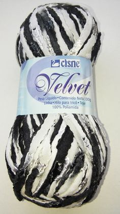 Fio Cisne Velvet *temos 4 cores*