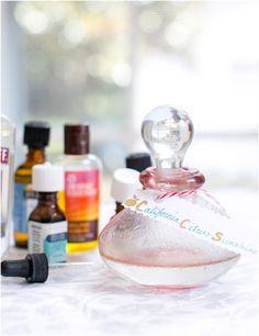 California Citrus Sunshine!  (Top 10 Enchanting Homemade Perfumes)