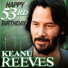 Keanu Reeves Life, Wicked, Birthday, Happy, People, Fictional Characters, Birthdays, Ser Feliz, Fantasy Characters