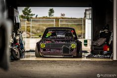 Vw caddy rat drifter