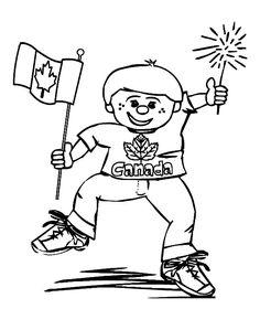 A Joyful Little Boy On Canada Day Event Coloring Pages : Coloring Sky Apple Coloring Pages, School Coloring Pages, Online Coloring Pages, Free Coloring, Coloring Pages For Kids, Coloring Sheets, Coloring Books, Funny Boy, Canada Day