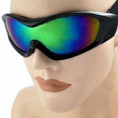 Amazon.com: Sun UV Rainbow Eye Protect ATV Dirt Bike Eyewear Sunglasses Goggles Motorcycle Racing BMX Bike Cycling Biker: Sports & Outdoors Rainbow Eyes, Rainbow Fashion, Ski Goggles, Bmx Bikes, Atv, Eyewear, Biker, Sunglasses Women, Cycling