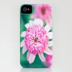 Pretty in Pink iPhone Case by Ann B.