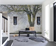 Wall mural R13631 Under The Tree