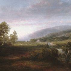 Spring Landscape , Thomas Doughty