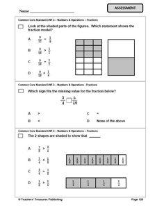 3rd Grade Missouri Common Core Math