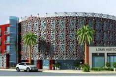 L'hôtel Delano de Marrakech est situé en plein coeur de l'Hivernage