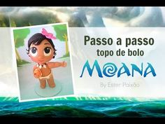 Disney Baby Moana air dry / polymer clay tutorial