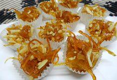Aranzada #almond #orange #food #sardegna #sardinia #recipe