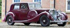 1937 Lagonda LG45 Saloon  Chassis no. 12221/G10