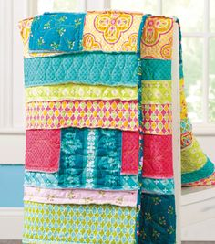 DIY Patch Quilt | Find quilting patterns from Joann.com