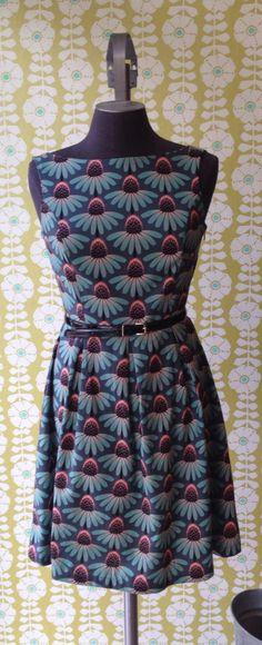 June dress la maison Victor www.kreatelier.be