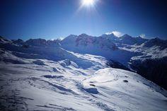 St-Luc. Wallis. Switzerland. Wallis, Switzerland, Mount Everest, Italy, Mountains, Nature, Travel, Voyage, Italia
