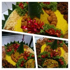 Yellow rice#traditional food for special occasion